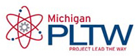 Business & Industry Partners | Sustainable Economy | Michigan STEM Partnership - PLTW-2(1)