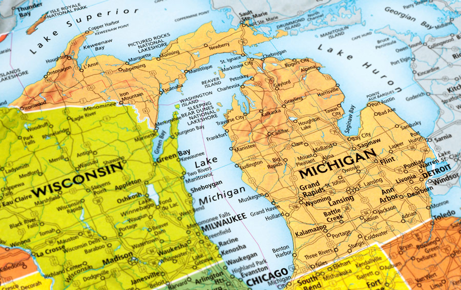 Contact Us | Michigan STEM Partnership | Promoting Economic Growth - map1