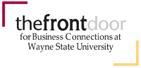 Business & Industry Partners | Sustainable Economy | Michigan STEM Partnership - front-door-wayne-state-2